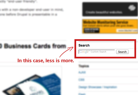 Which Websites Will Benefit From Adding the Search Box?