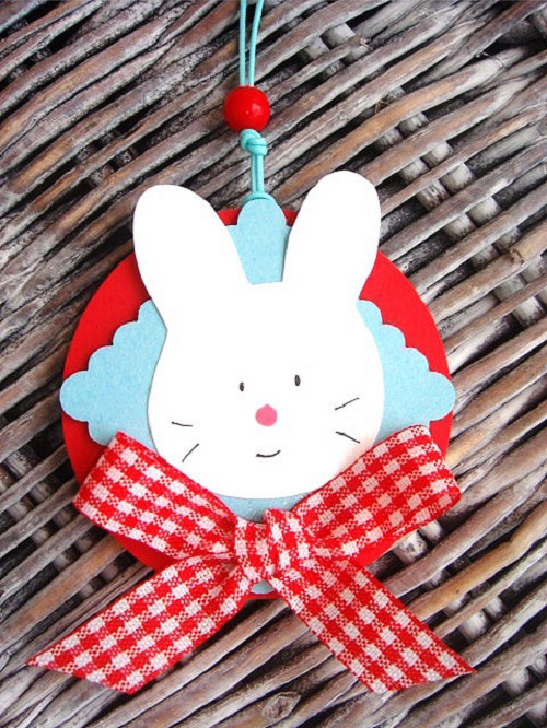 Easter Bunny Hung Tags