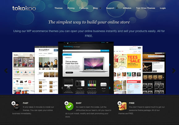 Tokokoo WordPress eCommerce Themes