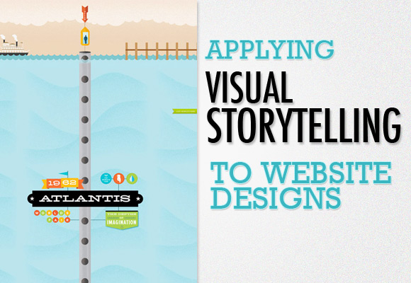 Applying Visual Storytelling to Website Designs