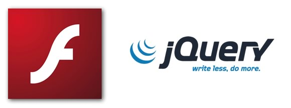 """jQuery vs. Flash: A """"Battle"""" that Never Existed"""
