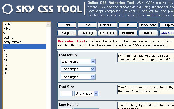 50 Handy Css Tools And Generators For Developers