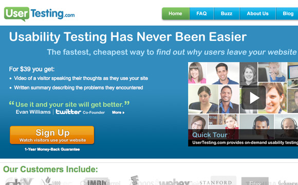Usability Testing: Win Website Usability Prize Packs from Usertesting.com