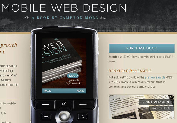 Mobile Web Book