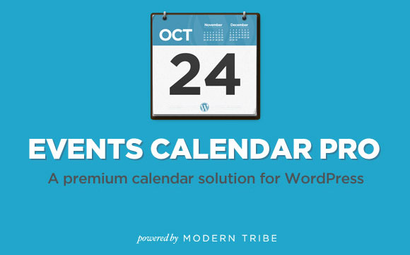 WordPress Giveaway: The Events Calendar 2.0 for WordPress