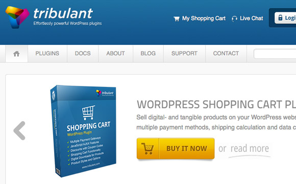 WordPress Week Giveaway: 3 X Premium WP Plugins from Tribulant
