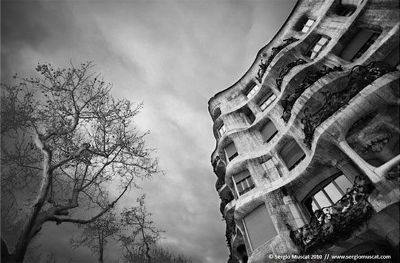 Environmental Portraits of Buildings by Sergio Muscat