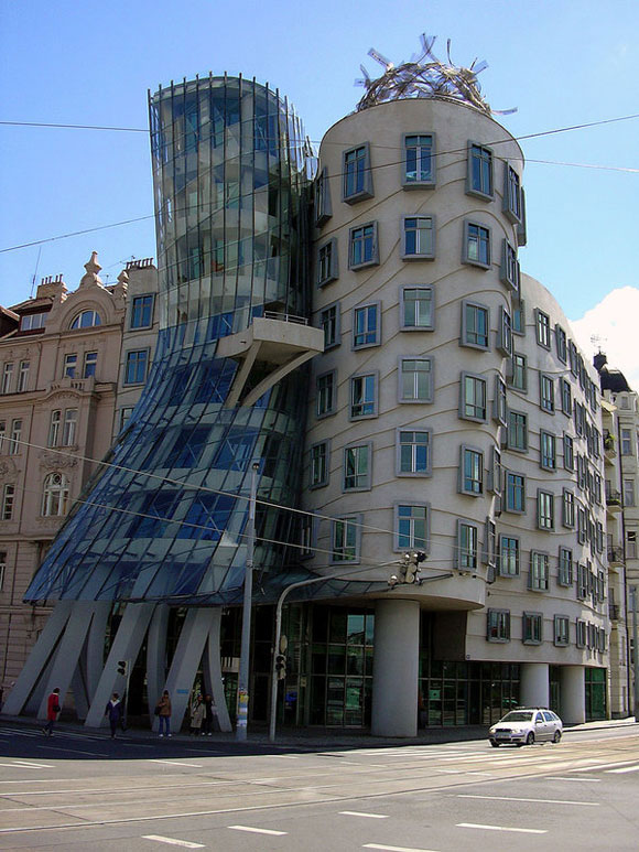 The Weird Architecture – Prague by Lost Images Project