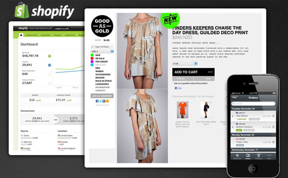 20 Beautifully Designed Online Stores Built on Shopify
