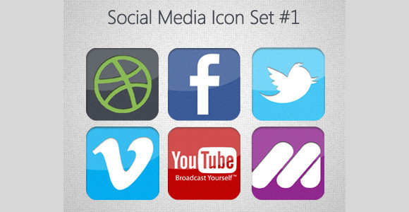 "Social Icons ""Complete"" & Free"
