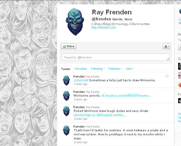 Ray Frenden