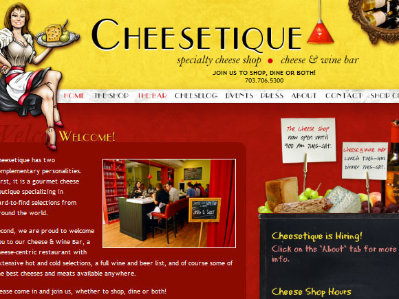 Cheese Tique