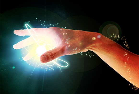 Energy in your hand