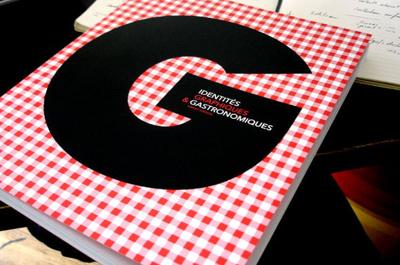 Restaurants Identity book