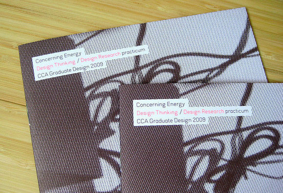 Booklet for California College of the Arts