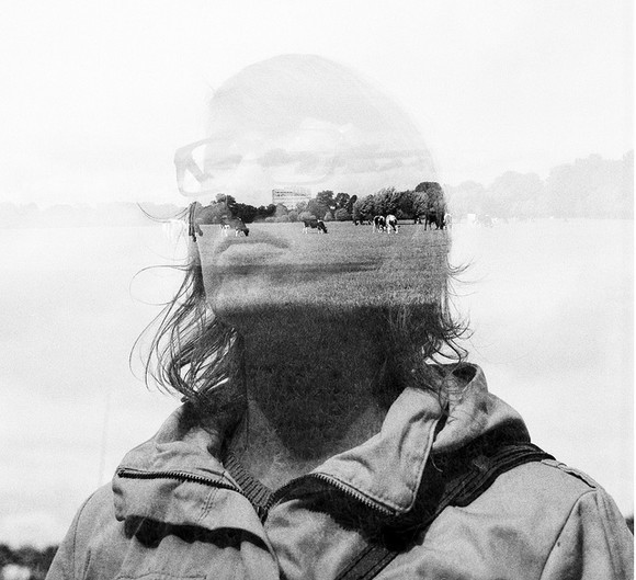 Double Exposure Hasselblad