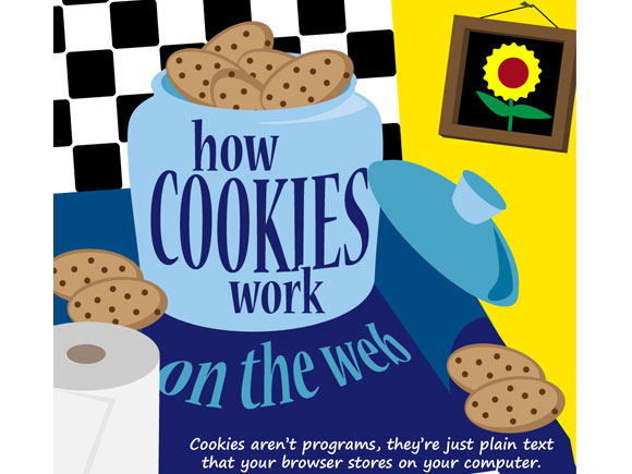 What are Cookies Infographic