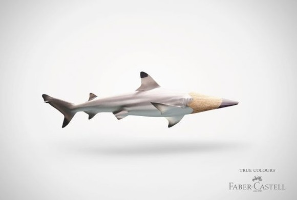 Fabercastell True Colours: Shark