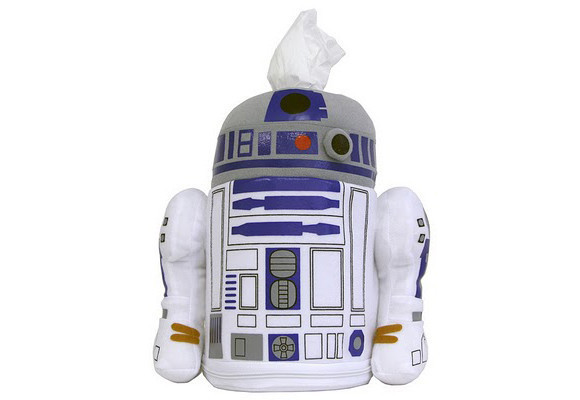 Star Wars R2D2 Roll Tissue Cover
