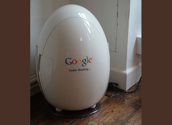Google - More Cool Thinking