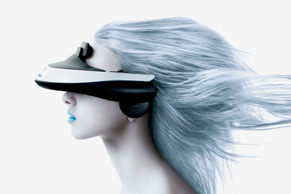 Sony HMZ-T1 wearable 3D Home Theater