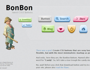 All About Buttons: Inspiration, PSDs for Download, CSS Generators and Frameworks