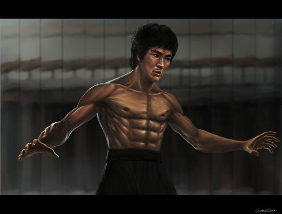 Bruce Lee Art of the Dragon