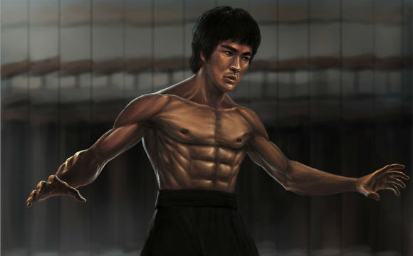 Awesome Examples of Bruce Lee Artwork