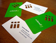 25 Healthy Examples of Green Themed Business Cards