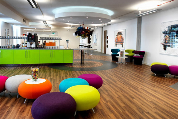 Creative Modern Office Designs From Around The World