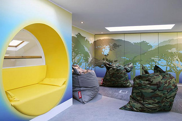 26 Creative amp Modern Office Designs From Around The World