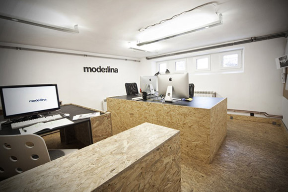 modelina offices poland - Modern Office Design Ideas