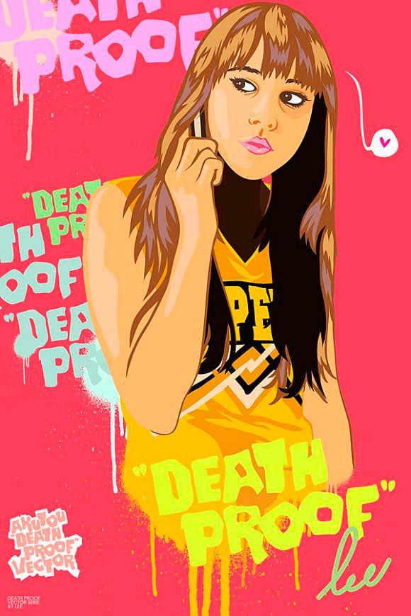 Death Proof Vector Series