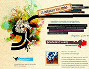 40 Beautiful Watercolor Effects in Web Design