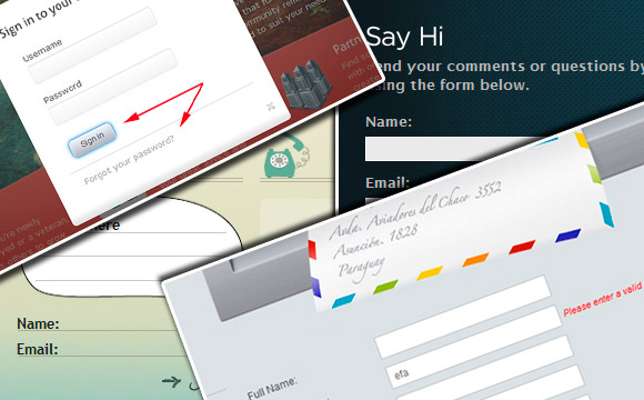 Usability Design Considerations for Web Forms