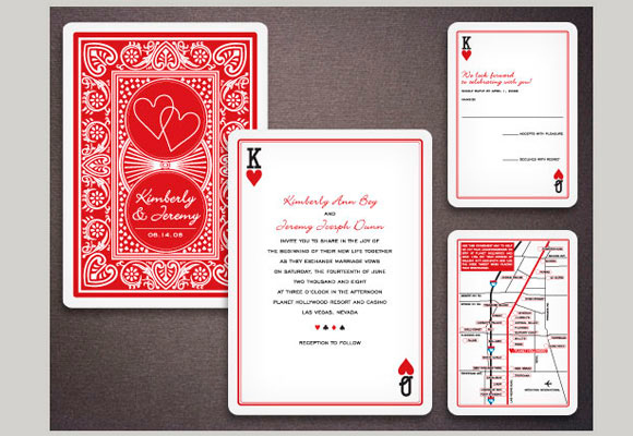 Cards Wedding Invitation