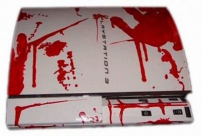Blood Splatter PS3