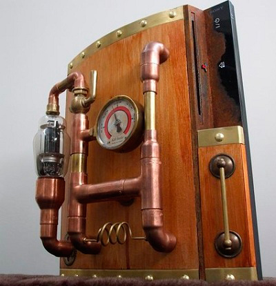 Steampunk PS3