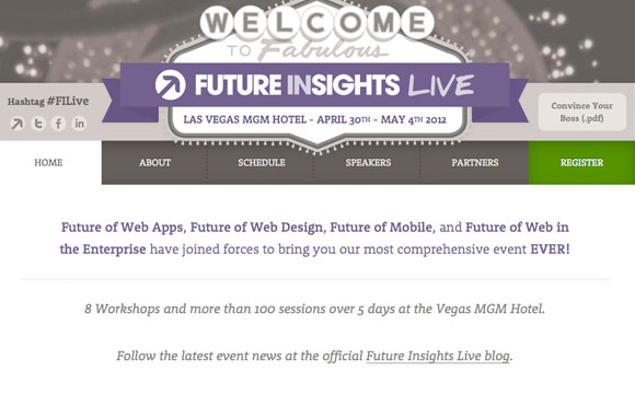 Future Insights Live – The Most Comprehensive Event of the Year