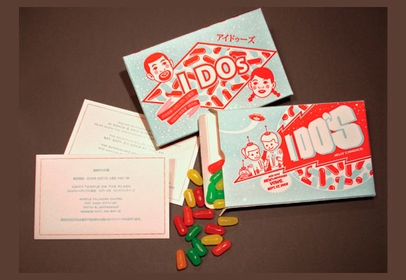 I Do's Wedding Invitation