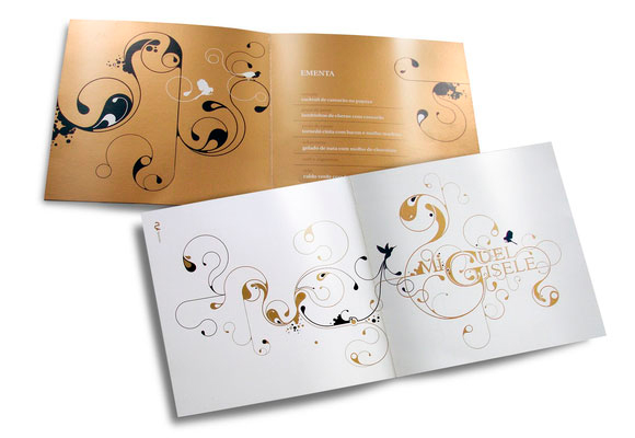 Wedding Invitation - Rui Granjo