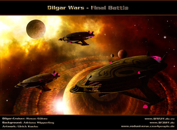 Dilgar Wars - Final Battle