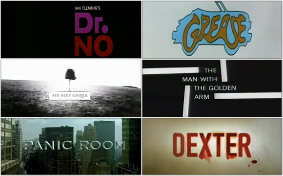 45+ Spectacular Uses of Typography and Graphics in Movie & TV Title Sequences