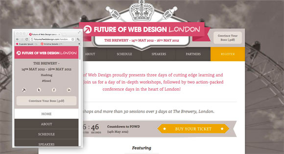 Future of Web Design London
