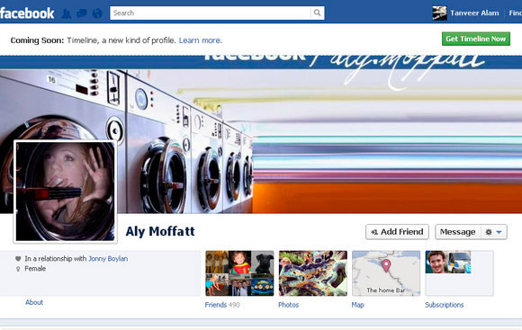Creative Examples Of Facebook Timeline Covers