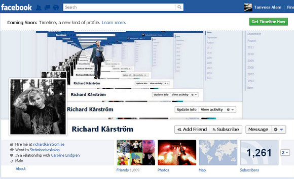 50 Creative Examples Of Facebook Timeline Covers
