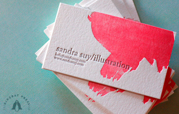 Sandra Soy Contact Cards