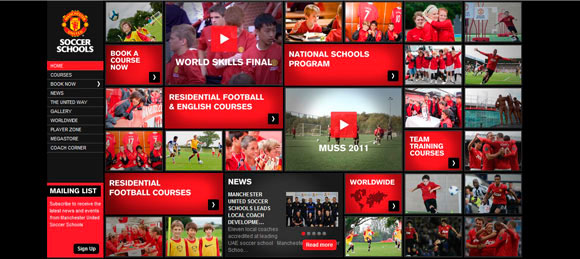 Manchester United Soccer School