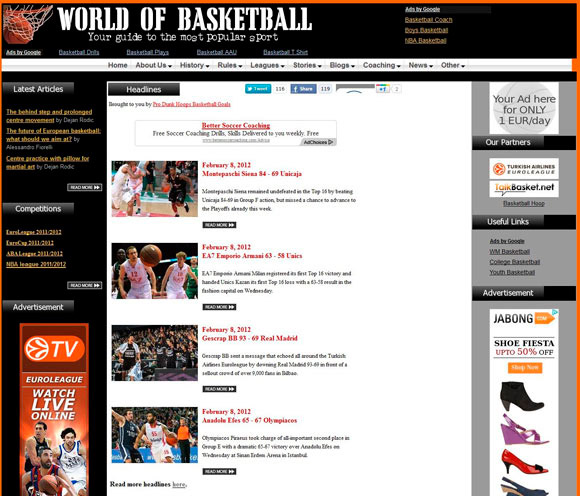 World of Basketball