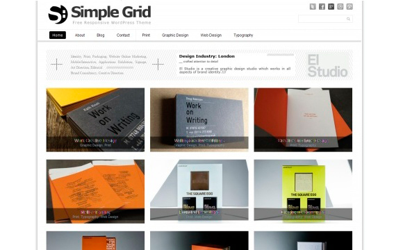 The Best WordPress Themes from May 2012